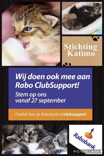 poster Rabobank ClubSupport